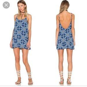 SHOW ME YOUR MUMU Becca Got Back Mini Dress XS